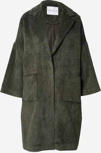 Karo Kauer Manteau mi-saison en vert, Vue avec produit