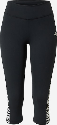 ADIDAS PERFORMANCE Tights 'W UFORU 34 TIG' in schwarz, Produktansicht