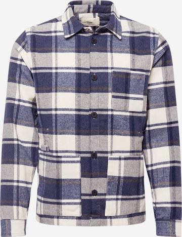 Folk Between-Season Jacket in Blue