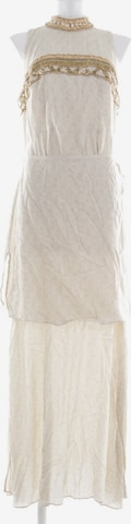 Camilla Sommerkleid in XL in Beige