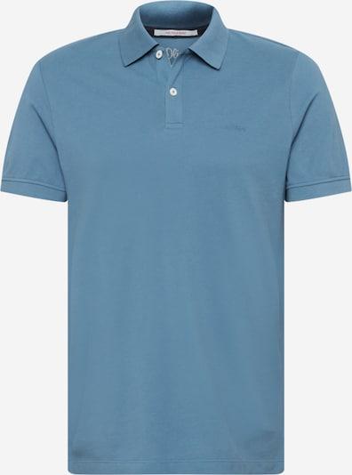 s.Oliver Poloshirt in taubenblau, Produktansicht