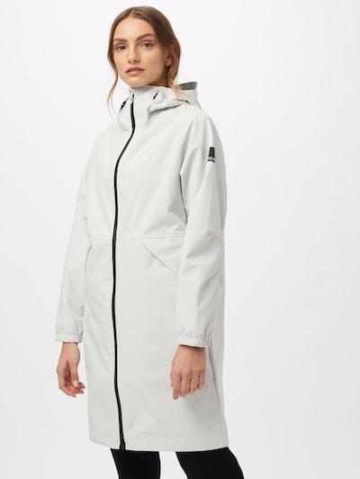 ICEPEAK Functional coat in Black / White, View model