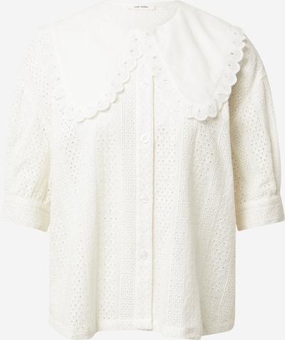 NUÉ NOTES Bluzka 'MINELLA' w kolorze białym, Podgląd produktu