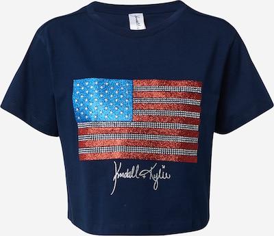 KENDALL + KYLIE Majica | mornarska barva, Prikaz izdelka