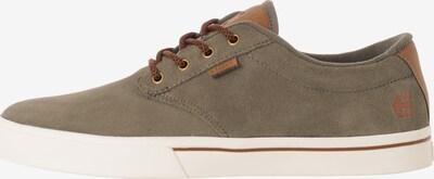 ETNIES Sneaker 'Jameson' in braun / khaki, Produktansicht