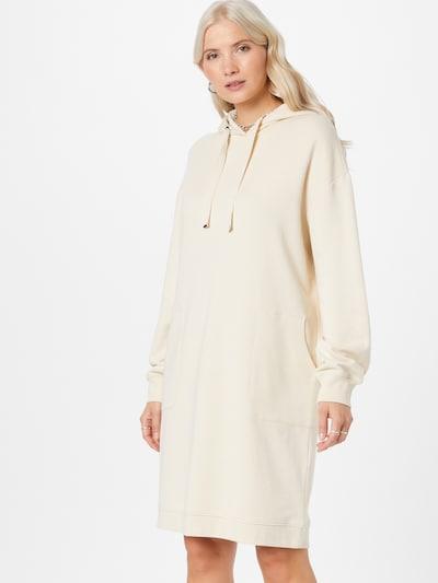 Ci comma casual identity Kleid in creme, Modelansicht