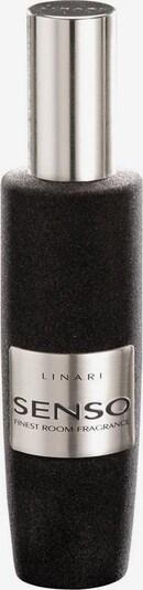 Linari Raumduft 'Senso' in schwarz / silber, Produktansicht