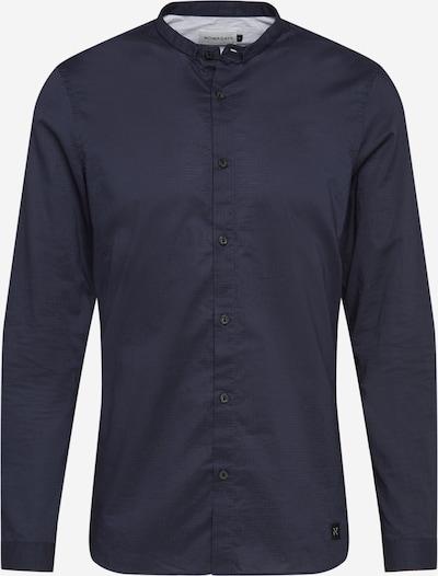 NOWADAYS Skjorta i mörkblå, Produktvy