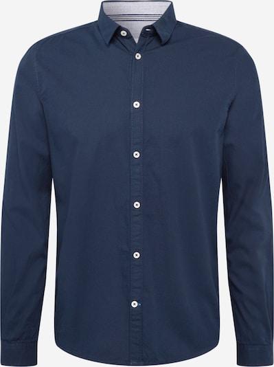 TOM TAILOR Hemd in dunkelblau, Produktansicht