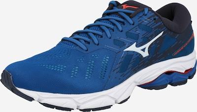 MIZUNO Sportschoen 'WAVE ULTIMA 12' in de kleur Blauw / Kobaltblauw / Wit, Productweergave
