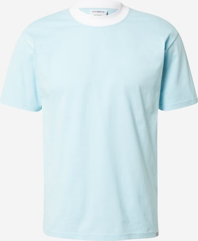 ABOUT YOU x Benny Cristo T-shirt 'Gian' i blå, Produktvy