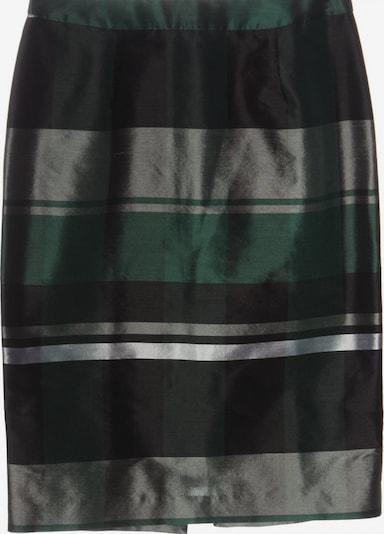 ALBA MODA Midirock in S in grün / schwarz / silber, Produktansicht