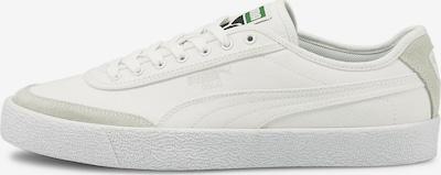 PUMA Sneakers laag 'Oslo' in de kleur Taupe / Groen / Zwart / Wit, Productweergave