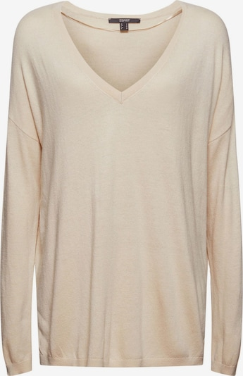 Esprit Collection Pullover in creme, Produktansicht