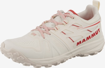 MAMMUT Wanderschuh 'Saentis' in rot / weiß, Produktansicht