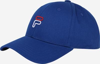 FILA Casquette de sport en bleu / rouge clair / blanc, Vue avec produit