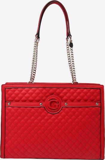 Pirkinių krepšys 'Heyden' iš GUESS, spalva – raudona, Prekių apžvalga