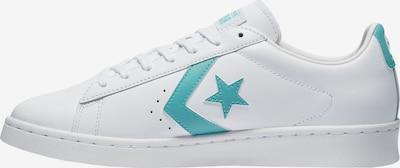 Sneaker low CONVERSE pe auriu / verde jad / alb, Vizualizare produs
