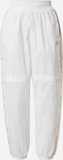 ADIDAS ORIGINALS Pantalon 'JAPONA' en poudre / coquille d'oeuf, Vue avec produit
