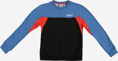 ADIDAS ORIGINALS Sweatshirt in blau, Produktansicht