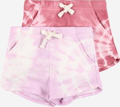 Cotton On Shorts 'GIANNA' in helllila / cranberry / weiß, Produktansicht