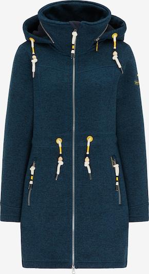 Schmuddelwedda Płaszcz przejściowy w kolorze niebieska noc / żółty / benzyna / białym, Podgląd produktu
