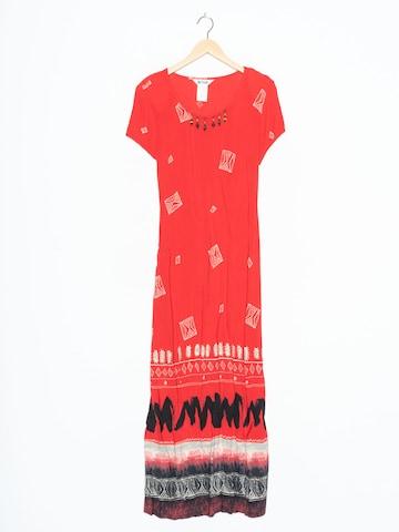Nina Piccalino Dress in M-L in Red