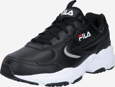 FILA Sneakers laag 'Bianco Mastermind' in de kleur Zwart / Wit, Productweergave