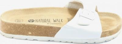 Esmara Komfort-Sandalen in 37 in weiß, Produktansicht