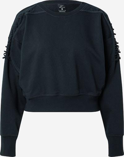 NIKE Sportiska tipa džemperis melns, Preces skats