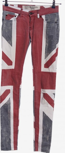 Religion Jeans in 29 in Blue / Pink / White, Item view
