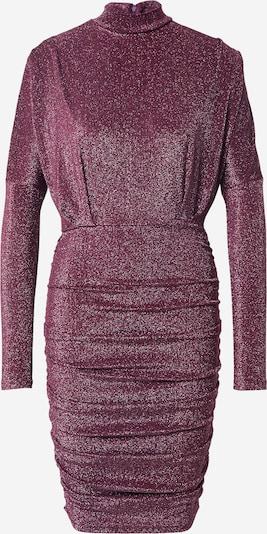 AX Paris Sukienka koktajlowa w kolorze śliwkam, Podgląd produktu