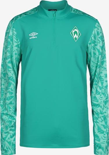 UMBRO Shirt in jade, Produktansicht