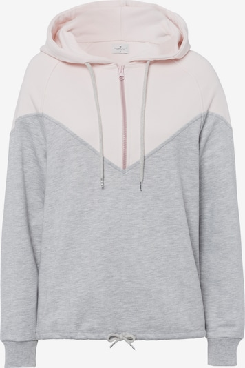 Cross Jeans Sweatshirts in hellgrau / rosa, Produktansicht