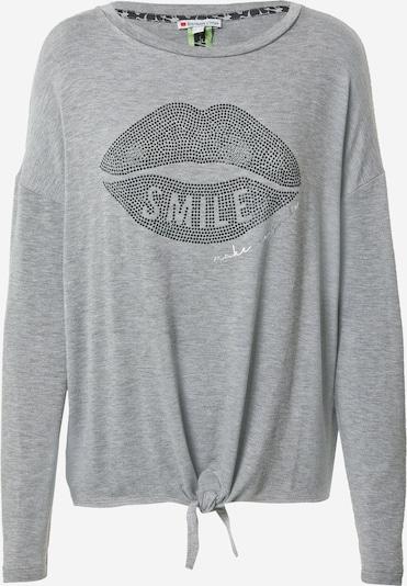 Maglietta STREET ONE di colore grigio, Visualizzazione prodotti