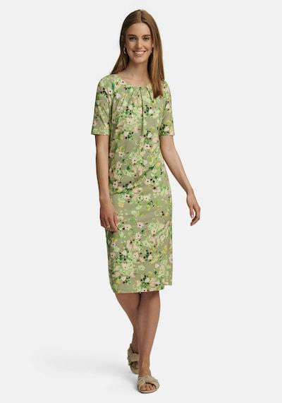 mayfair BY PETER HAHN Kleid in beige / braun / mischfarben / altrosa, Produktansicht
