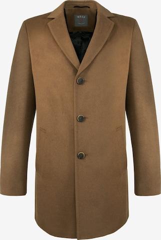 Weis Between-Seasons Coat 'Köln' in Brown