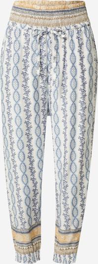 Cream Панталон тип шалвари 'Olina' в гълъбово синьо / светлосиньо / карамел / светлокафяво / бяло, Преглед на продукта