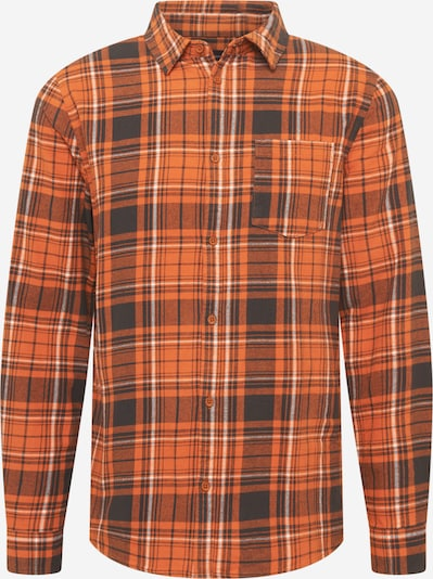 Cotton On Hemd in braun / orange / weiß, Produktansicht