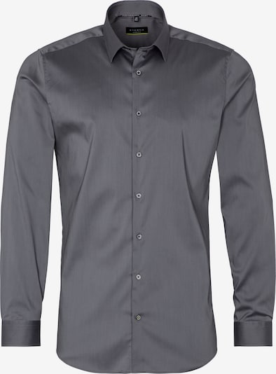 ETERNA Zakelijk overhemd in de kleur Zilvergrijs, Productweergave