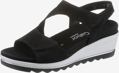 GABOR Sandalette in schwarz, Produktansicht