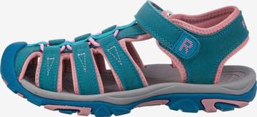 RICHTER Sandals in Blue