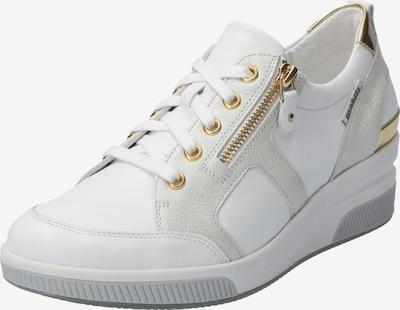 MOBILSergonomic Keilsneaker 'Trudie' in mischfarben / weiß / naturweiß, Produktansicht