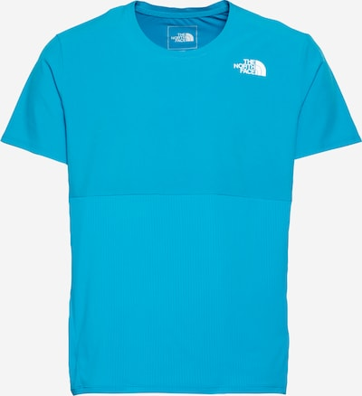 THE NORTH FACE Camiseta funcional en azul cielo, Vista del producto