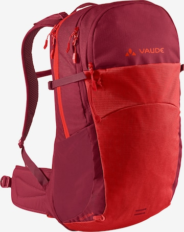VAUDE Sports Backpack in Red