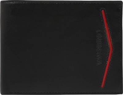 Portofel Valentino Bags pe negru, Vizualizare produs