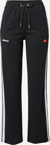 ELLESSE Sportsbukser 'Ater Track' i svart