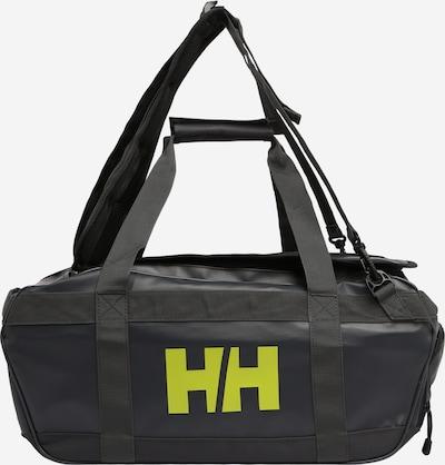 HELLY HANSEN Sporttasche en jaune / gris, Vue avec produit