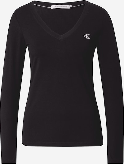 Calvin Klein Jeans T-Krekls melns, Preces skats