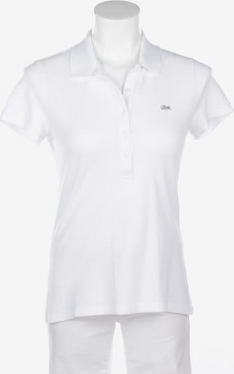 LACOSTE Shirt in M in weiß, Produktansicht